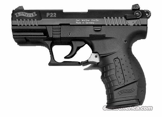 Walther P22 Pistol  Guns > Pistols > Walther Pistols > Post WWII > Target Pistols