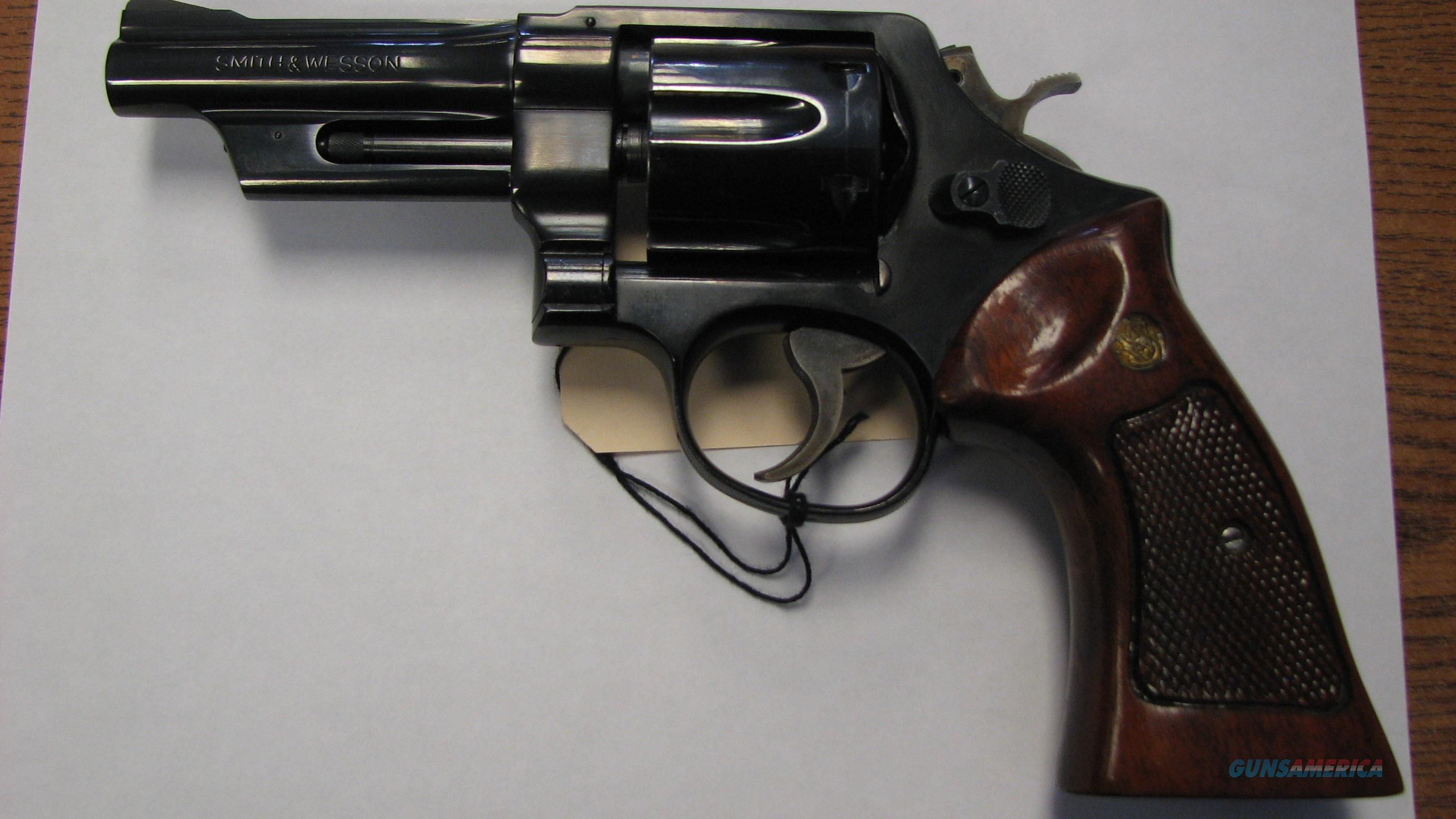 SMITH & WESSON MOD: 520   357 MAGNUM  Guns > Pistols > Smith & Wesson Revolvers > Full Frame Revolver