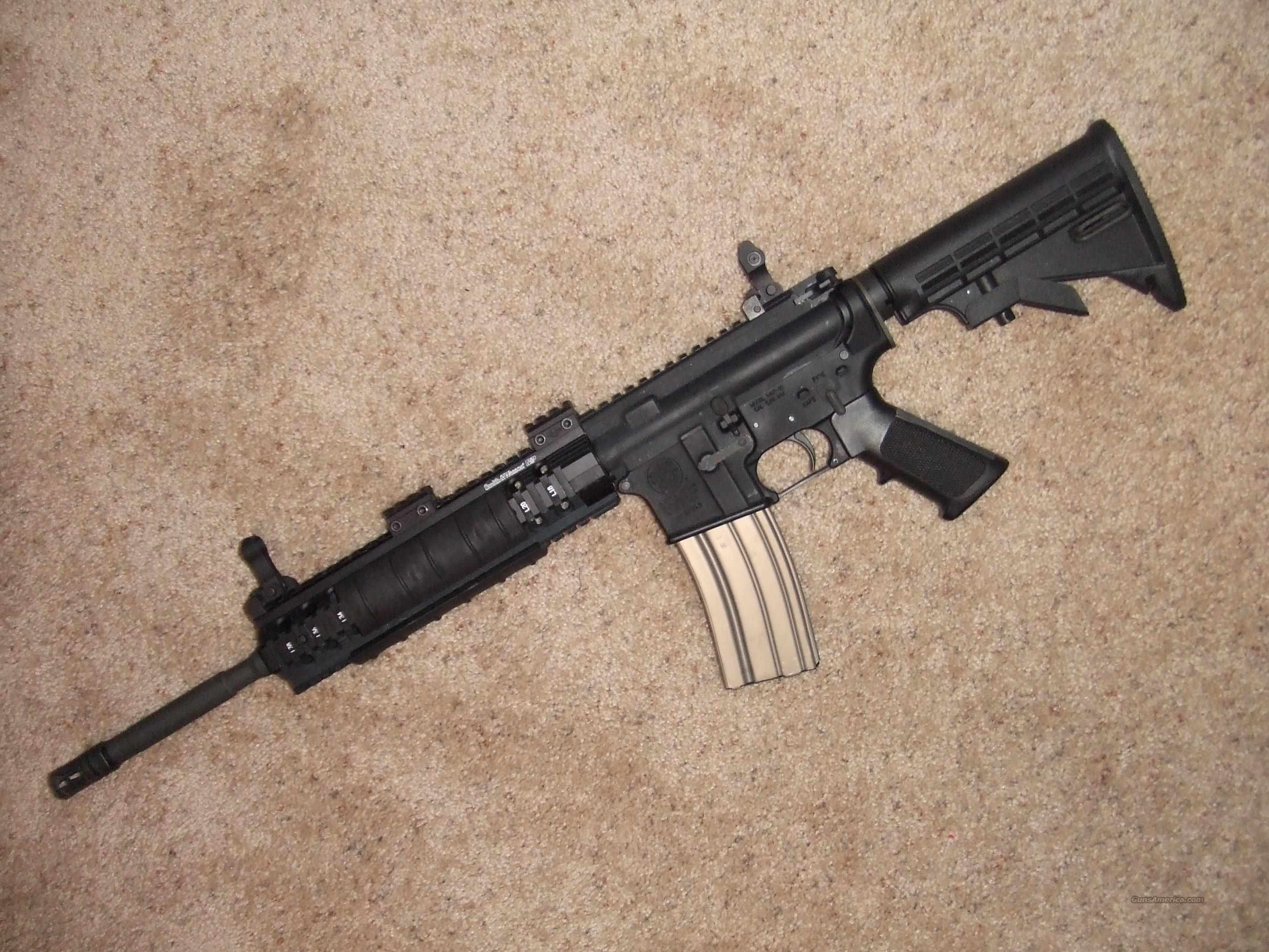 S&W  M&P AR-15T AR15-T AR15 Smith&Wesson  Guns > Rifles > AR-15 Rifles - Small Manufacturers > Complete Rifle