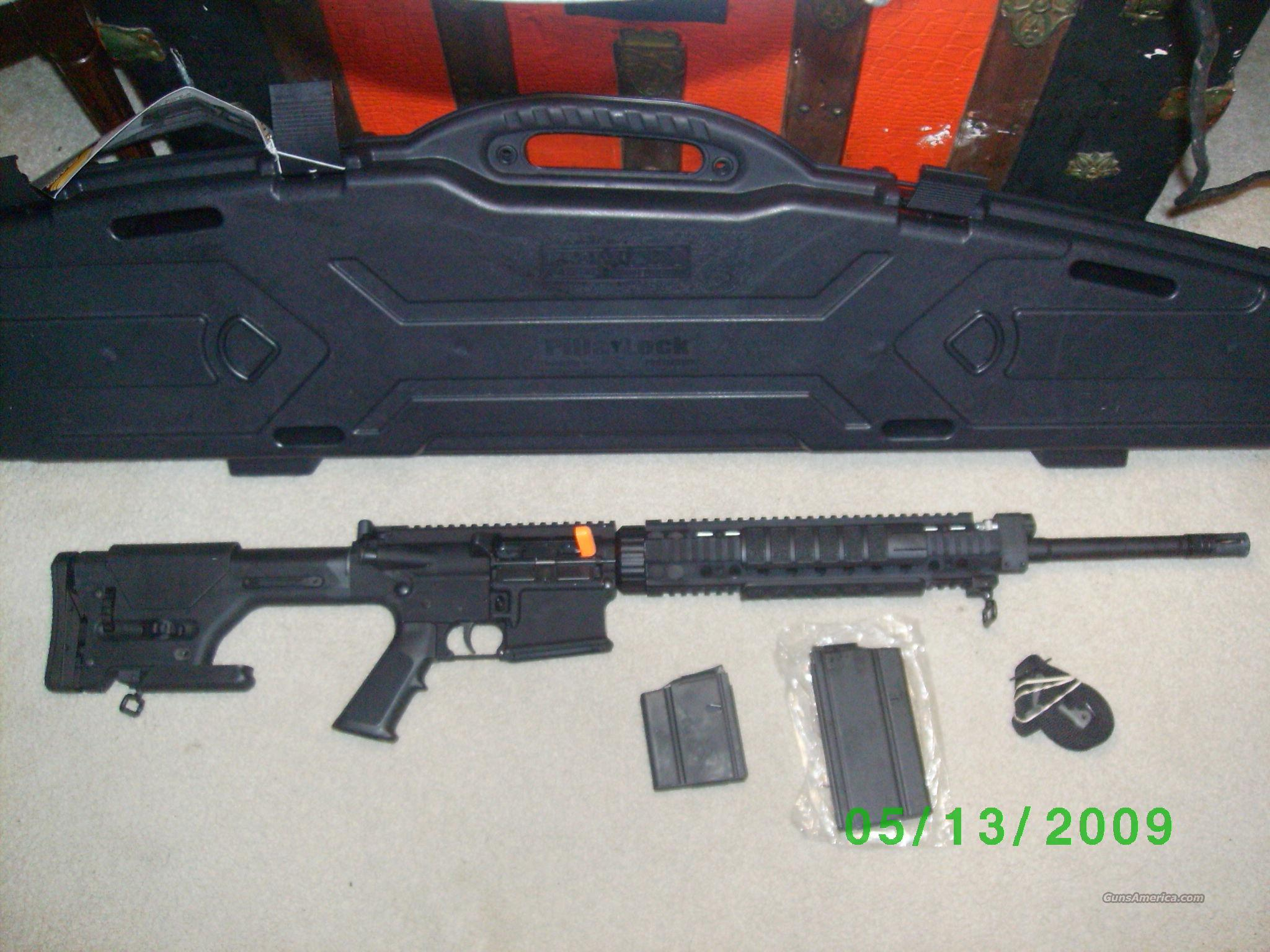 Armalite AR10 SuperSASS tactical rifle system  Guns > Rifles > Armalite Rifles > Complete Rifles