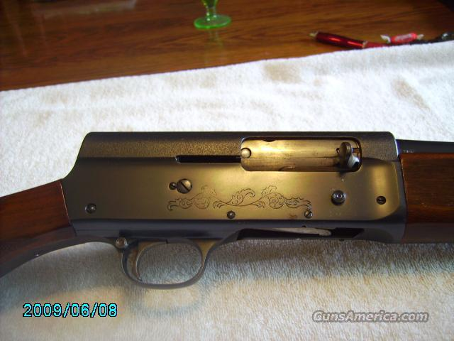 BROWNING AUTO 5 A5 16 GA  Guns > Shotguns > Browning Shotguns > Autoloaders > Hunting
