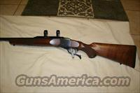Ruger #1 22 Hornet  Guns > Rifles > Ruger Rifles > #1 Type