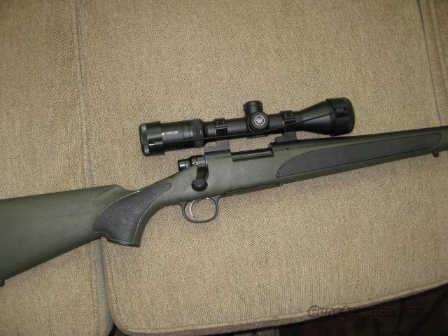Remington XCR II - 300 WSM - Like new!!  Guns > Rifles > Remington Rifles - Modern > Model 700 > Sporting