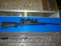 Winchester Model 70 XTR Featherweight with synthetic stock and scope  Guns > Rifles > Winchester Rifles - Modern Bolt/Auto/Single > Model 70 > Post-64