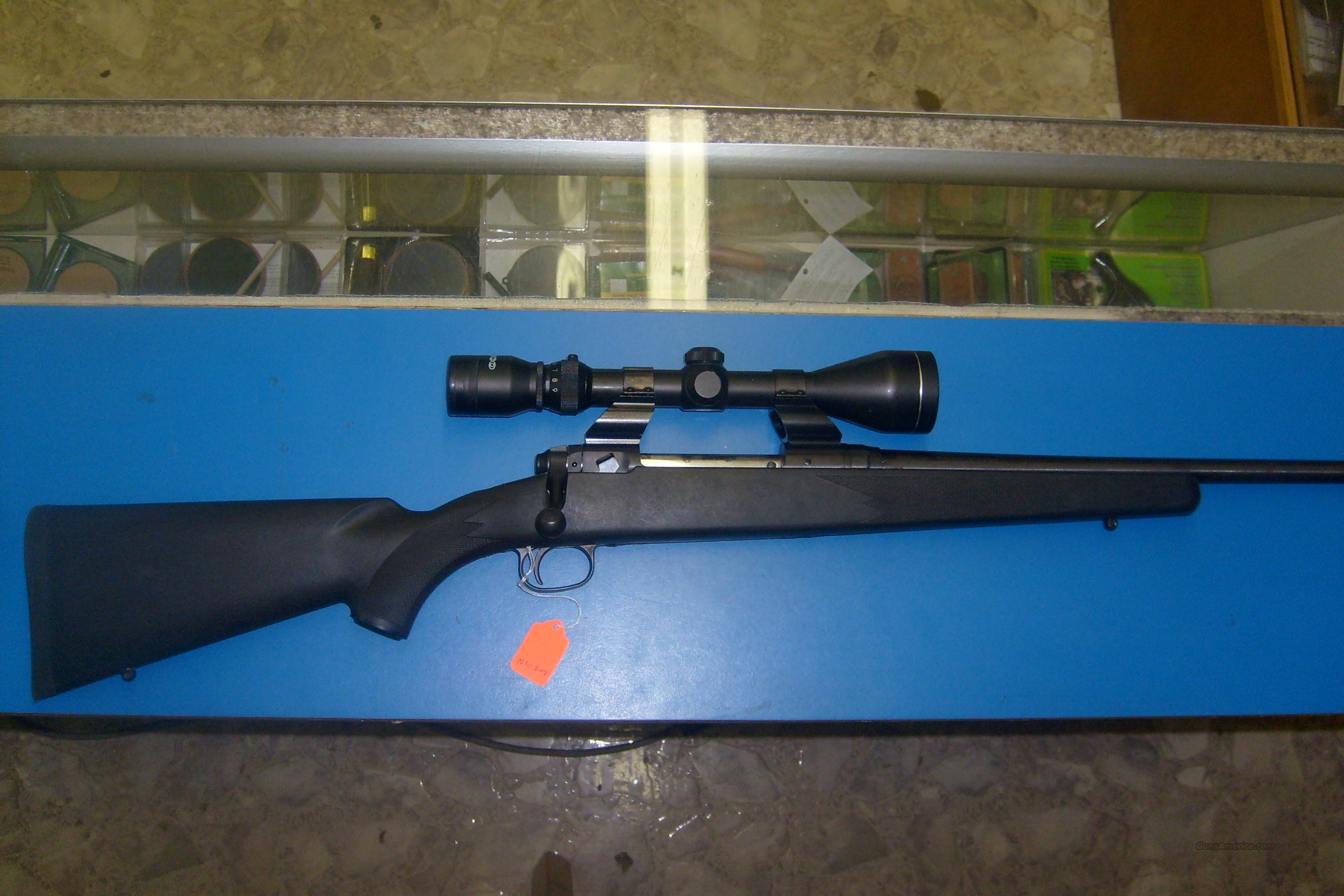 Savage Model 110 7MM Mag.  Guns > Rifles > Savage Rifles > Standard Bolt Action > Sporting