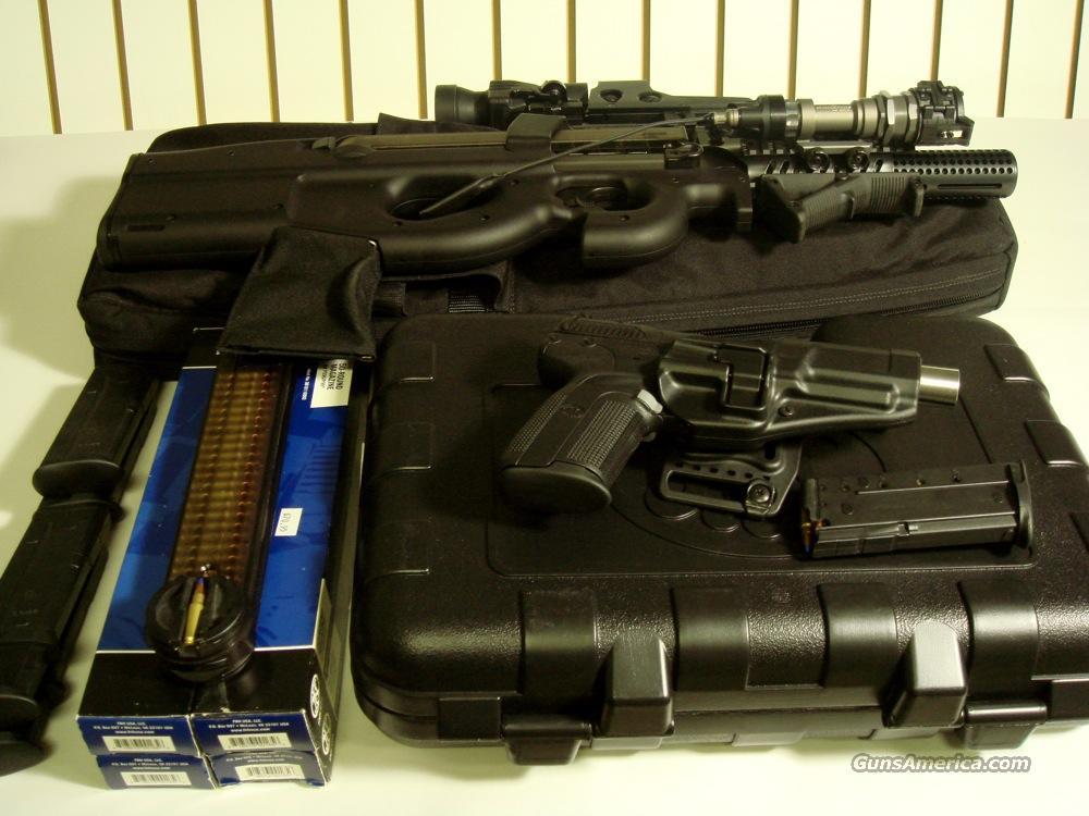 Ps90 For Sale >> FN PS90 Five Seven SS197 SS196 SS192 SS190 5.7x... for sale