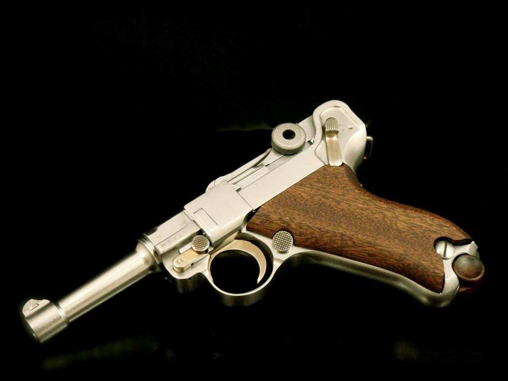 "John Martz 3"" Baby Luger in 9mm - BEAUTIFUL COLLECTORS PIECE - Lowered Price 3 Days Only  Guns > Pistols > Luger Pistols"