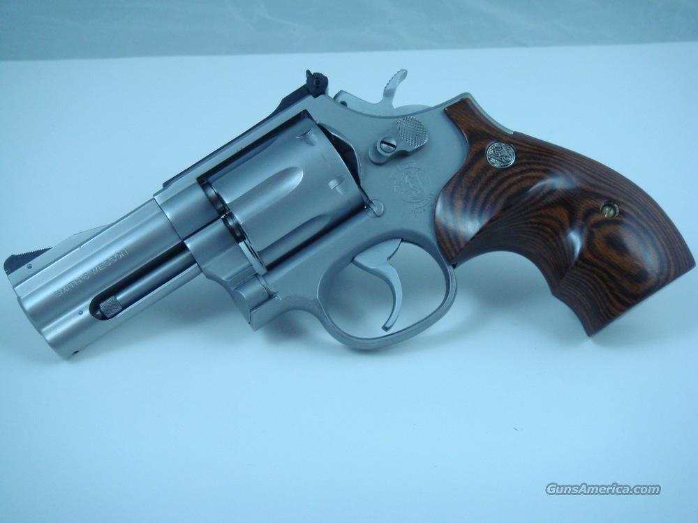 "S&W Smih 686 NO DASH 3"" 357 Combat Magnum  Guns > Pistols > Smith & Wesson Revolvers > Performance Center"