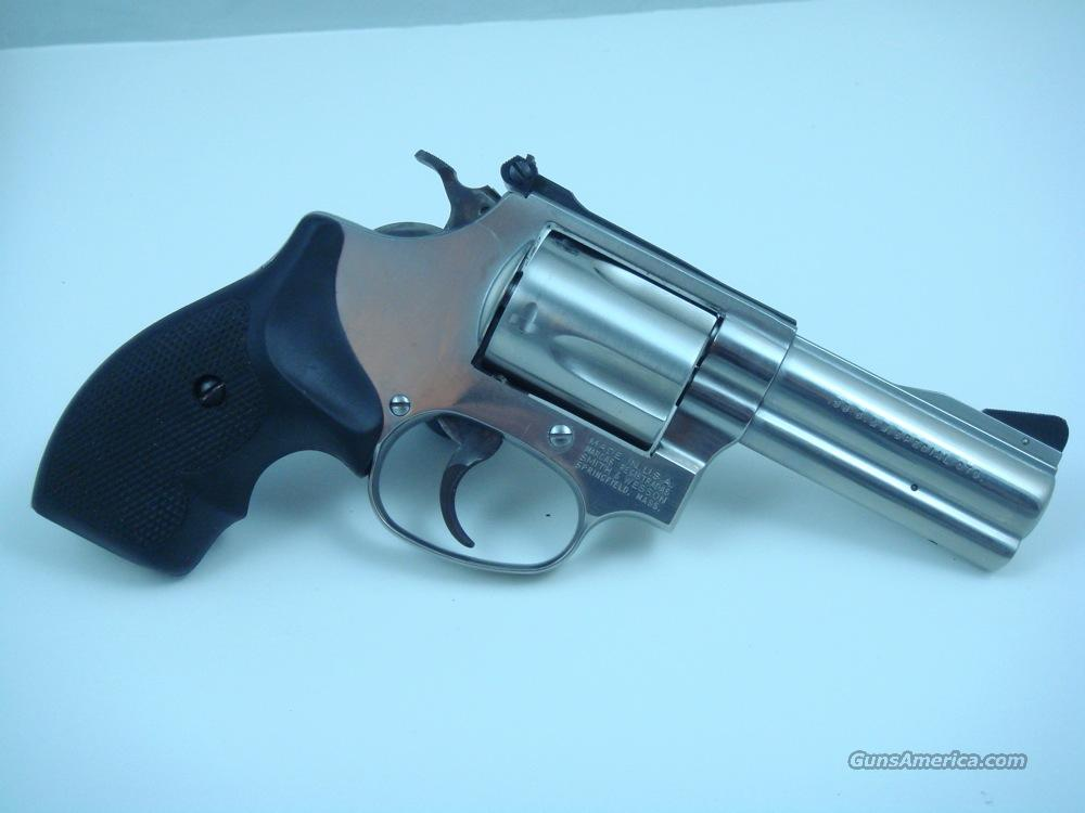 "S&W Mod 60-4 Special Order 3"" .38 +P Heavy Barrel  Guns > Pistols > Smith & Wesson Revolvers > Pocket Pistols"