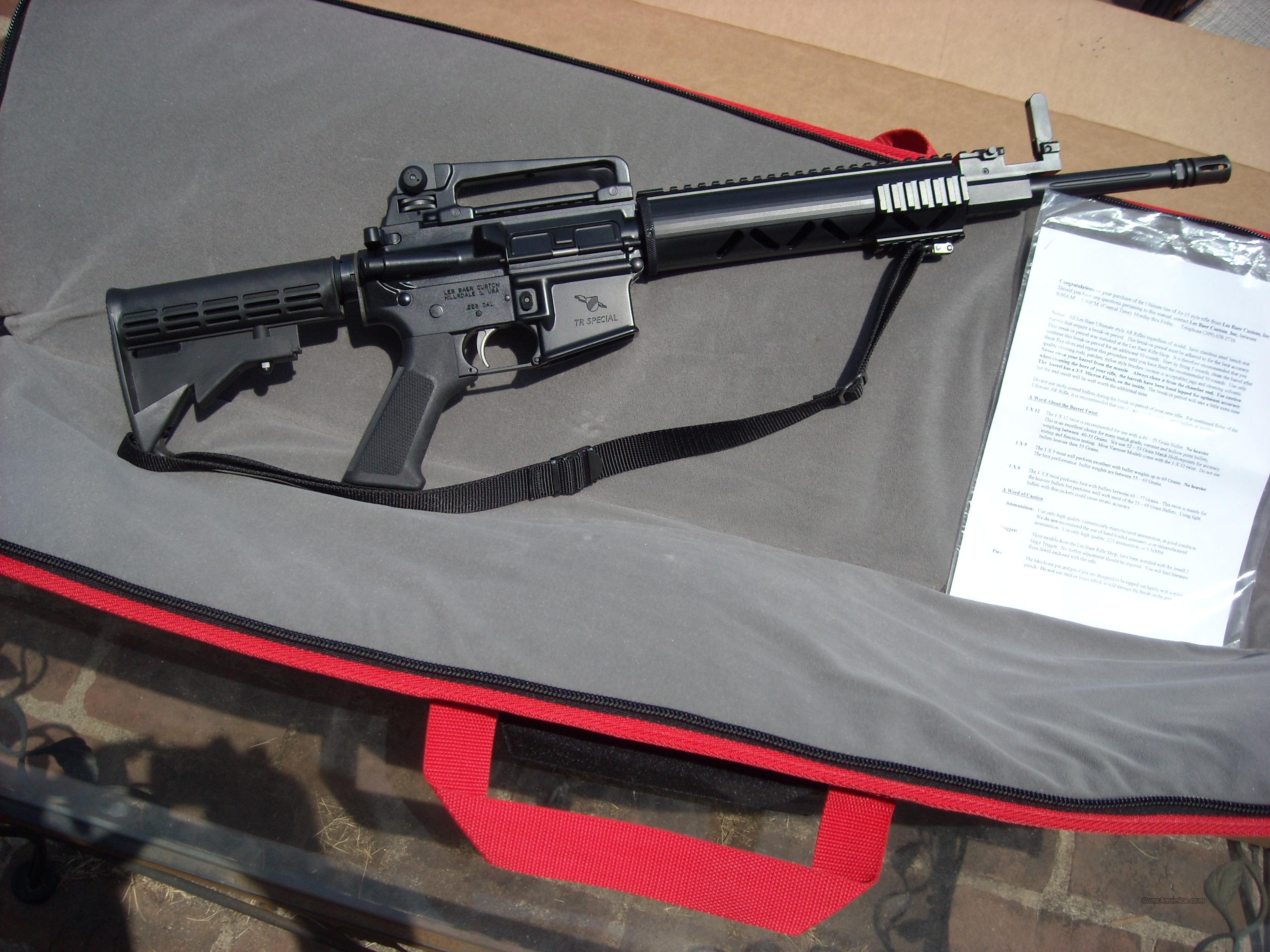 Les Baer Thunder Ranch Rifle  Guns > Rifles > AR-15 Rifles - Small Manufacturers > Complete Rifle