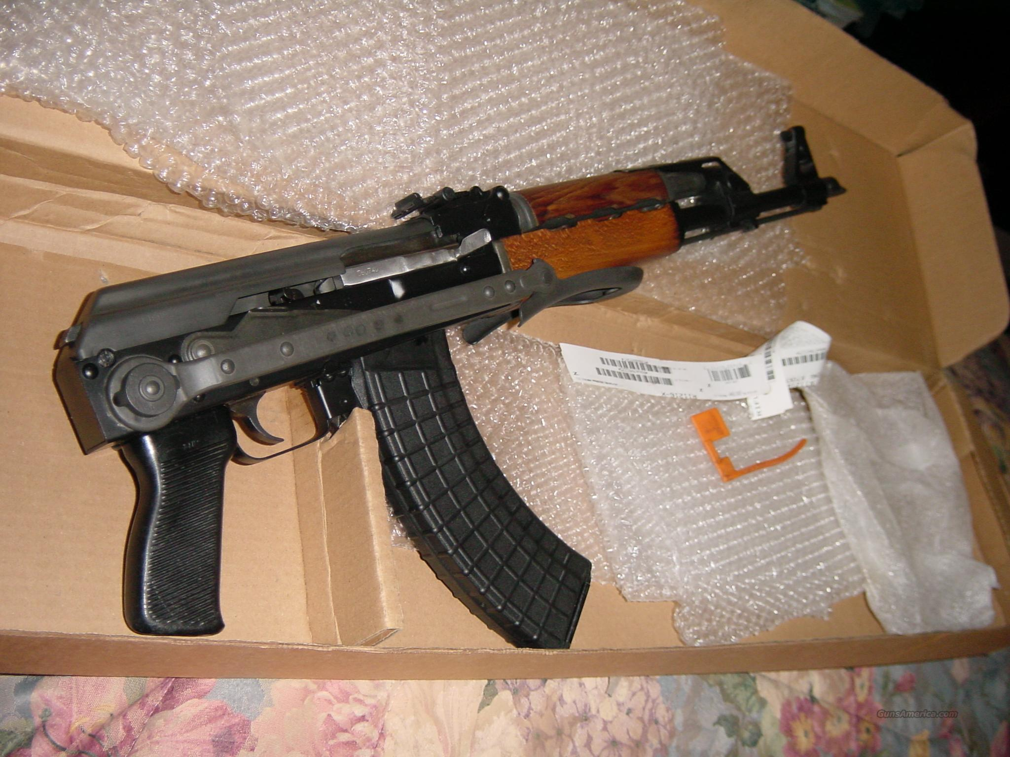 AK-47 yugoslavian (Zastava) by Century Arms  Guns > Rifles > AK-47 Rifles (and copies) > Folding Stock