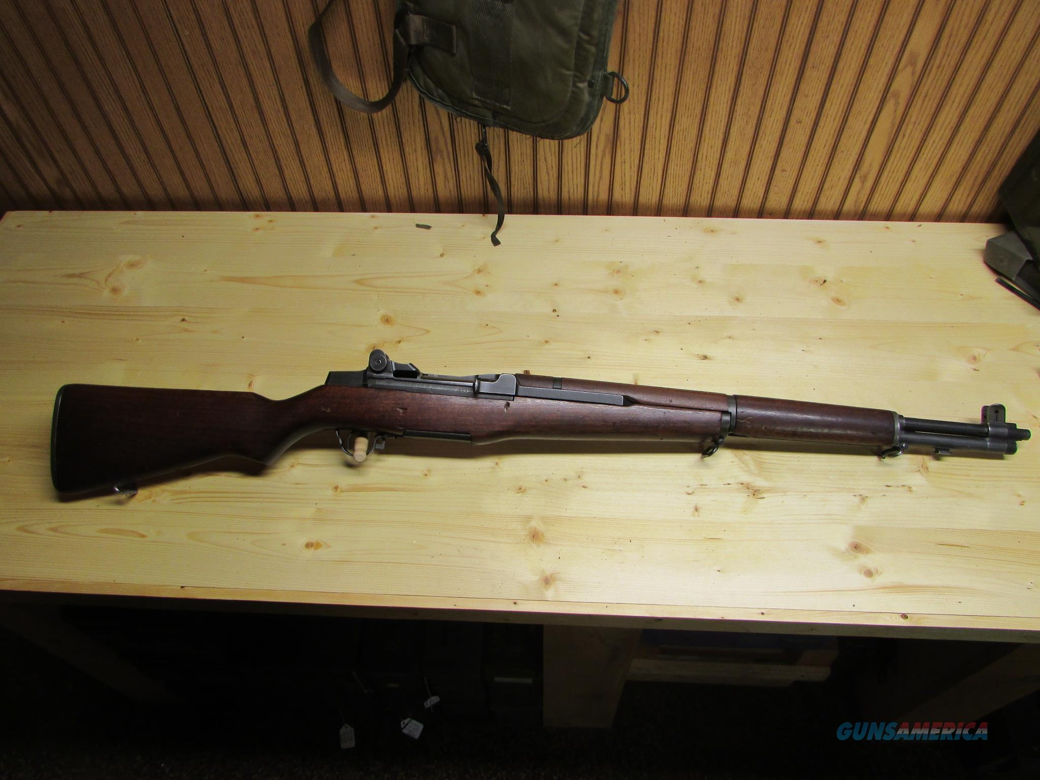Springfield M1 Garand 1953  Guns > Rifles > Military Misc. Rifles US > M1 Garand