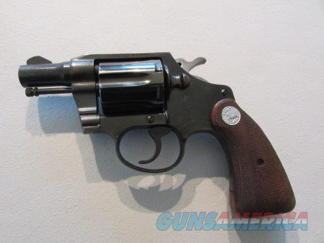 "Colt Detective Special 2nd issue 2"" Barrel .38 Special  Guns > Pistols > Colt Double Action Revolvers- Modern"
