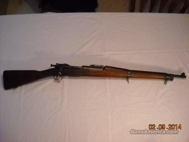 "WW2 US Remington 1903 ""modified"" 30-06 matching original condition rifle  Guns > Rifles > Military Misc. Rifles US > 1903 Springfield/Variants"