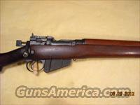 No 4 MK1* Long Branch 1944 Enfield Rifle  Enfield Rifle