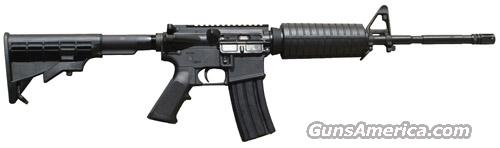 "Core 15 Rifle Systems 100284 M4 Base SA 223 Rem 16"" 30+1 6 Position Stk Blk  Guns > Rifles > AR-15 Rifles - Small Manufacturers > Complete Rifle"