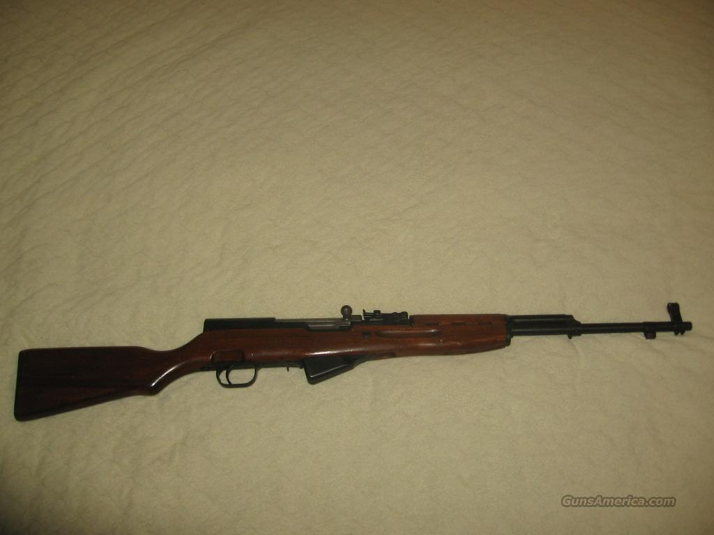 Norinco SKS 7.62X39  Guns > Rifles > SKS Rifles