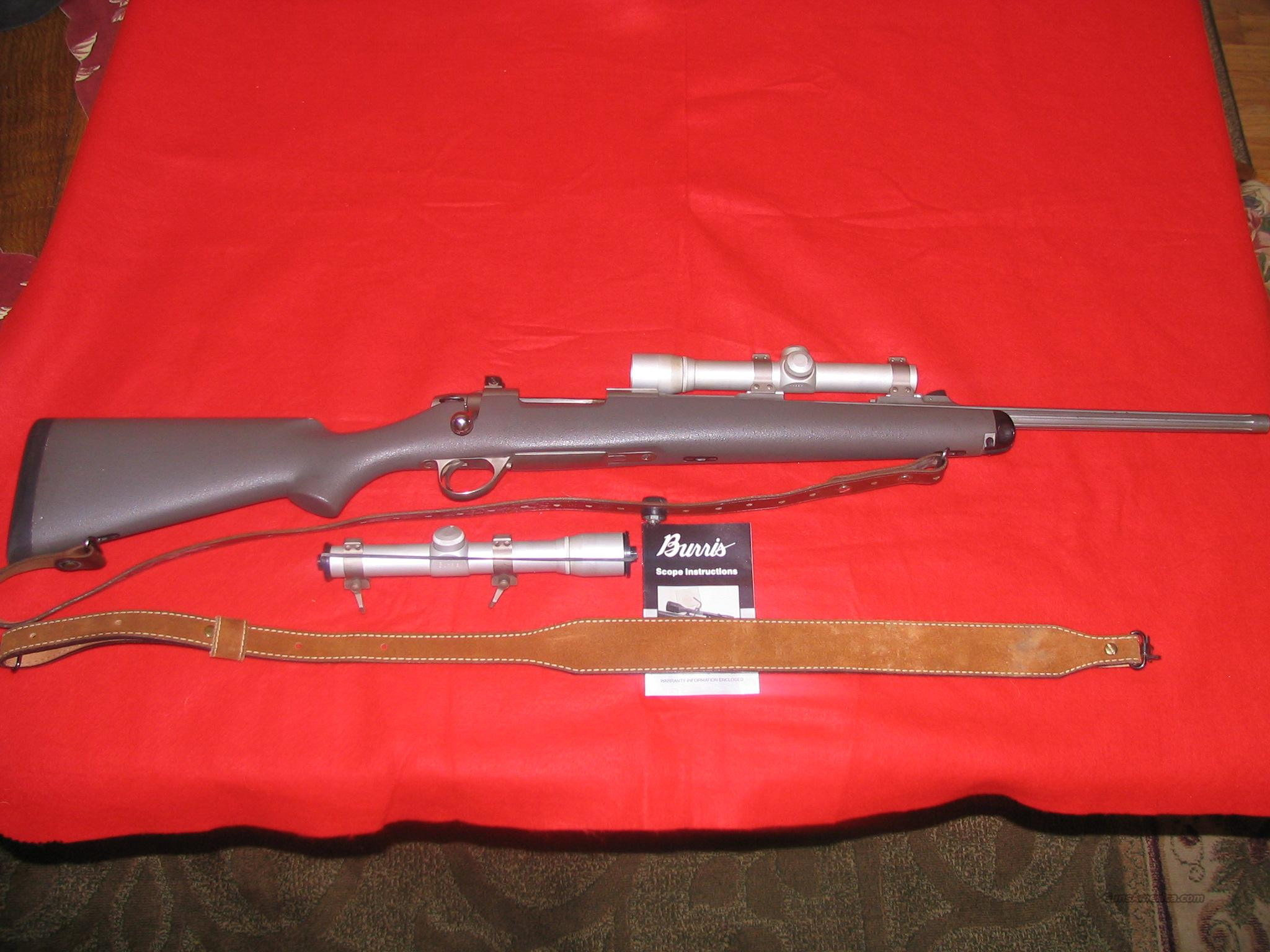 TACTICAL HUNTING RIFLE BY DUANE WEIBE  Guns > Rifles > Custom Rifles > Bolt Action