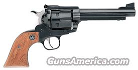 Ruger Super Blackhawk, Model #00810, Catalog #S-45N, .44 Magnum, Single Action Revolver, Blue  Guns > Pistols > Ruger Single Action Revolvers > Cowboy Action