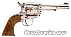 EAA Bounty Hunter, .44 Magnum, Nichol, With Wood Grips, Part #770085-Good Quality, Affordable Alternative to Ruger and Colt!  Guns > Pistols > EAA Pistols > Cowboy