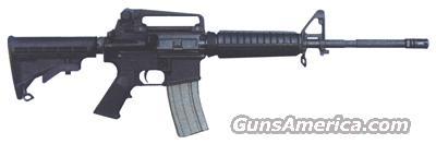 "BUSHMASTER M4 A3 .223/5.56 NATO 16"" BARREL 30-SHOT BLACK, SKU #BCWA3F16M4  Guns > Rifles > Bushmaster Rifles > Complete Rifles"