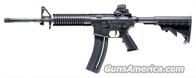"""Colt (Umarex) M4 OPS, .22 LR, NEW, Tactical Rifle, 16.2"""" Barrel, Matte Black, Brass Deflector, 4-Position Retractable Adjustable Stock,  with 30 Round Magazine, Extra Magazines Available for Purchase   Guns > Rifles > Colt Military/Tactical Rifles"""