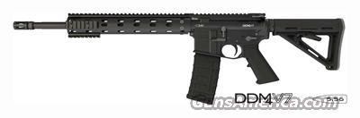 "Daniel Defense, Model DDM-V7, M4, .223/5.56mm, 16"" Barrel, 30 Round Capacity, Cold Hammer Forged Barrel, Modular Floating Rail System, Magpul MOE Stock, Flared Mag Well, Great For Three Gun Shoots...    Guns > Rifles > Daniel Defense > Complete Rifles"