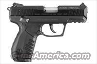Ruger SR22PB, .22LR Pistol, 10+1 Round, Double Action, Black Anodized/Black Synthetic, with (2) Magazines.  Includes FREE Lifetime Replacement Warranty!!!     Ruger Semi-Auto Pistols > SR9 & SR40