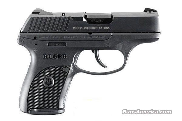 Ruger LC9, 9mm, Concealed Carry  Guns > Pistols > Ruger Semi-Auto Pistols > P-Series