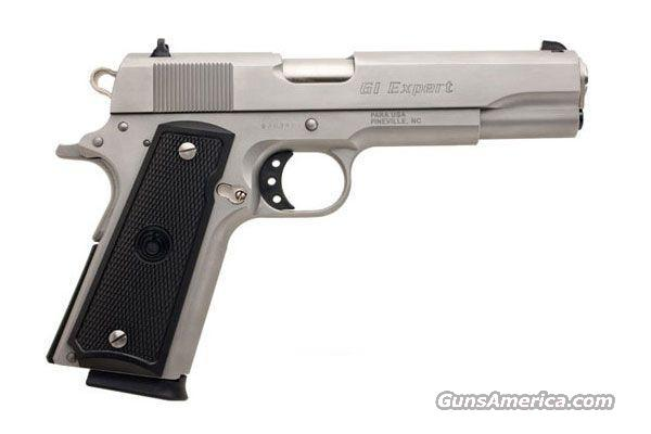 Para GI45S, Stainless Steel, .45ACP, 1911 GI Expert Model, WITH LIFETIME REPLACEMENT WARRANTY*   Guns > Pistols > Para Ordnance Pistols
