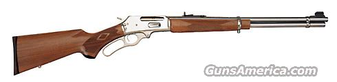 Marlin 336SS, Stainless Steel, 30-30, Lever Action Rifle...  Guns > Rifles > Marlin Rifles > Modern > Lever Action