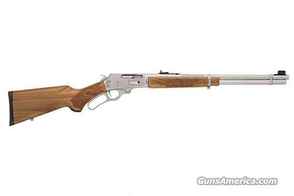 Marlin 336SS, Stainless Steel, Lever Action Rifle, Includes FREE Lifetime Replacement Warranty!!!  Guns > Rifles > Marlin Rifles > Modern > Lever Action