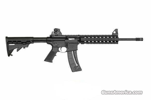 "Smith & Wesson, Model M&P15-22, #811033, .22LR, 16"" Barrel, Tactical/AR15 Style Rifle...With a ""FREE"" (25) Round Extra Magazine!!!  Guns > Rifles > Smith & Wesson Rifles > M&P"