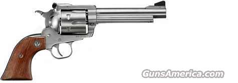 Ruger, Super Blackhawk, .44 Magnum, Stainless Steel, Model #00811, KS-45N  Guns > Pistols > Ruger Single Action Revolvers > Blackhawk Type