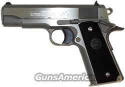 "COLT 1991A1 COMMANDER .45ACP 4.5"" FIXED SIGHTS 7-SHOT STAINLESS  Guns > Pistols > Colt Automatic Pistols (1911 & Var)"
