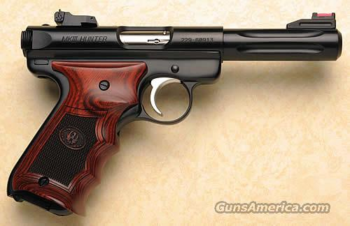 "Ruger MKIII45H-TA, . 22 LR, TALO SPECIAL EDITION, TARGET DELUXE, 4.5"" FLUTED BARREL, Model #10134  Guns > Pistols > Ruger Semi-Auto Pistols > Mark I & II Family"
