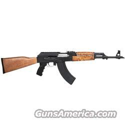 "AK-47 RIFLE,  Century International Arms, SKU RI2087N, 7.62X39, 16"" BARREL, 2-30 ROUNDS MAGS, EXTRA MAGS AVAILABLE FOR PURCHASE  Guns > Rifles > AK-47 Rifles (and copies) > Full Stock"
