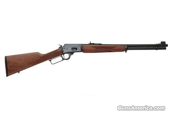 "Marlin 1894, 44 Magnum, Lever Action, Blue, Walnut, 20"" Barrel, Open Sights, Includes FREE Lifetime Replacement Warranty!!!  Guns > Rifles > Marlin Rifles > Replica"