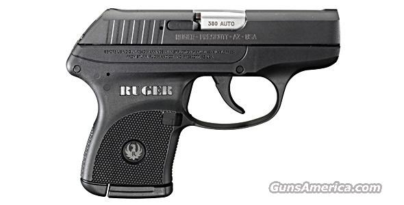 Ruger, Model LCP, .380, Ultra Subcompact, Concealed Carry, Includes free Ruger Embroidered Hat  Guns > Pistols > Ruger Semi-Auto Pistols > LCP