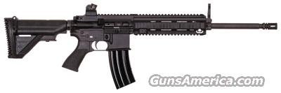 "HECKLER & KOCK, Model MR556A1, RIFLE, 5.56 X 45mm, 16.5"" Barrel...  Guns > Rifles > Heckler & Koch Rifles > Tactical"