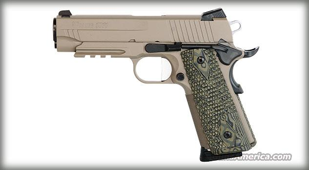Sig Sauer 1911 Scorpion Carry  Guns > Pistols > Sig - Sauer/Sigarms Pistols > 1911