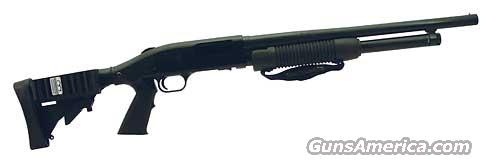 MOSSBERG 500 TACTICAL 12GA  Guns > Shotguns > Mossberg Shotguns > Pump > Tactical