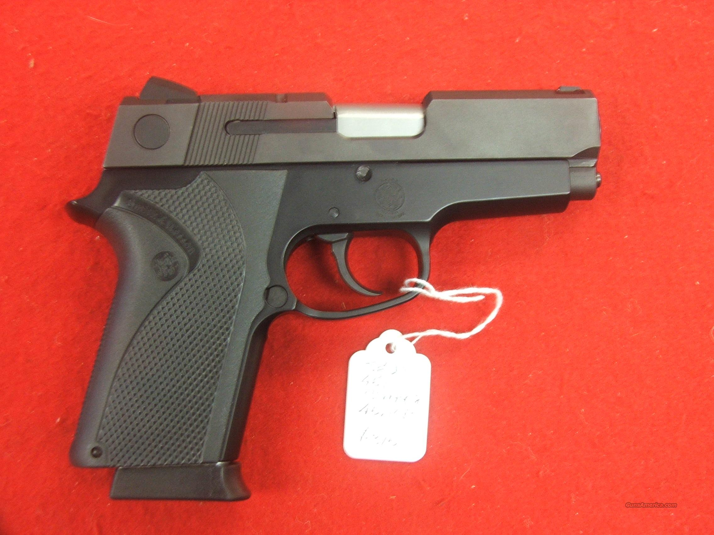 Smith & Wesson 457 Compact, 45ACP  Guns > Pistols > Smith & Wesson Pistols - Autos > Alloy Frame