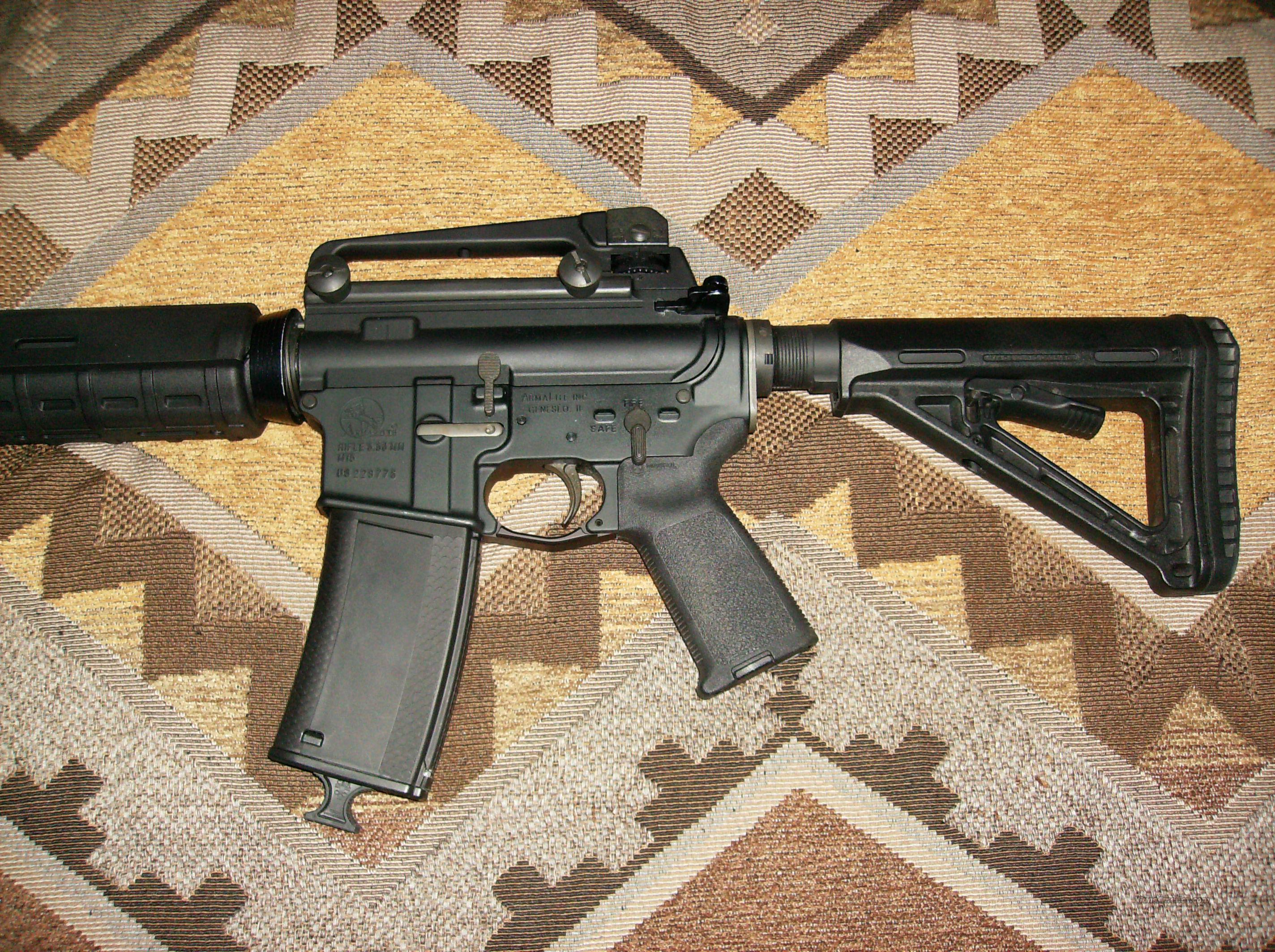 Armalite AR15 Mid Length Magpul PWS  Guns > Rifles > AR-15 Rifles - Small Manufacturers > Complete Rifle