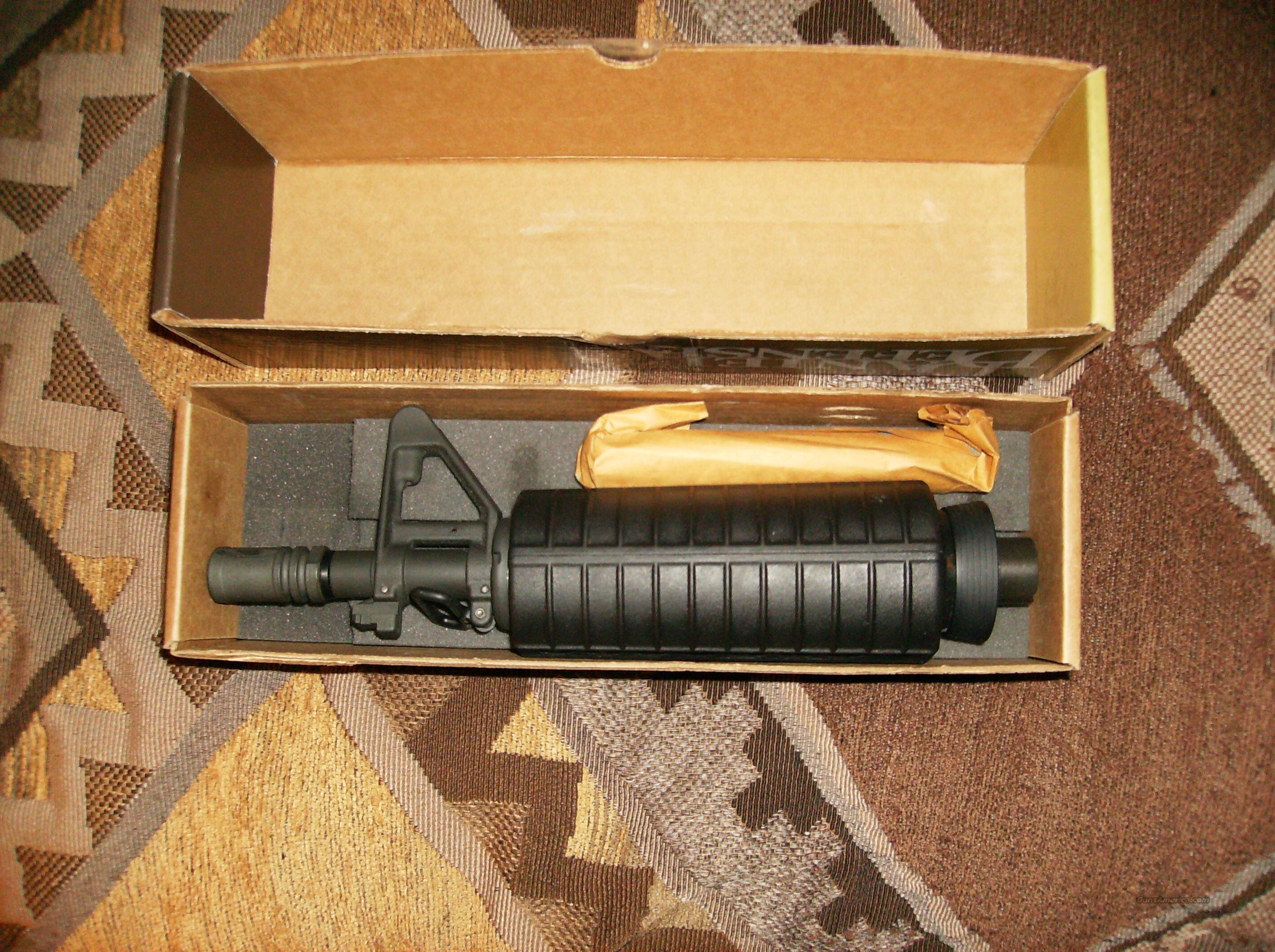 "LMT 10.5 "" BBL Kit w 5.5 "" Flashhider   Guns > Rifles > AR-15 Rifles - Small Manufacturers > Upper Only"