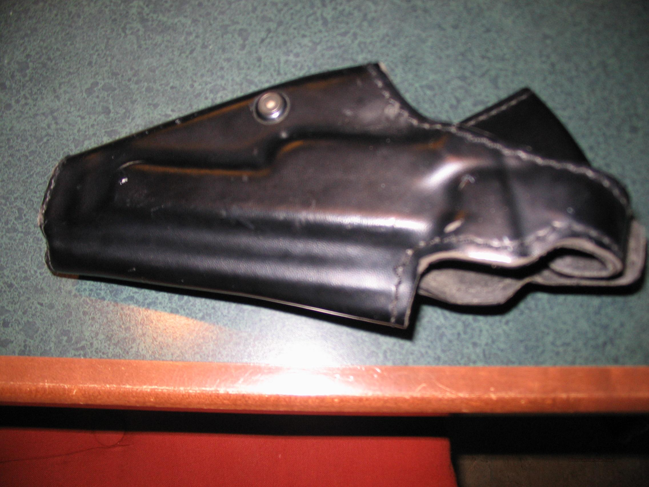 Beretta 92 Duty Holster  Non-Guns > Holsters and Gunleather > Police Belts/Holsters