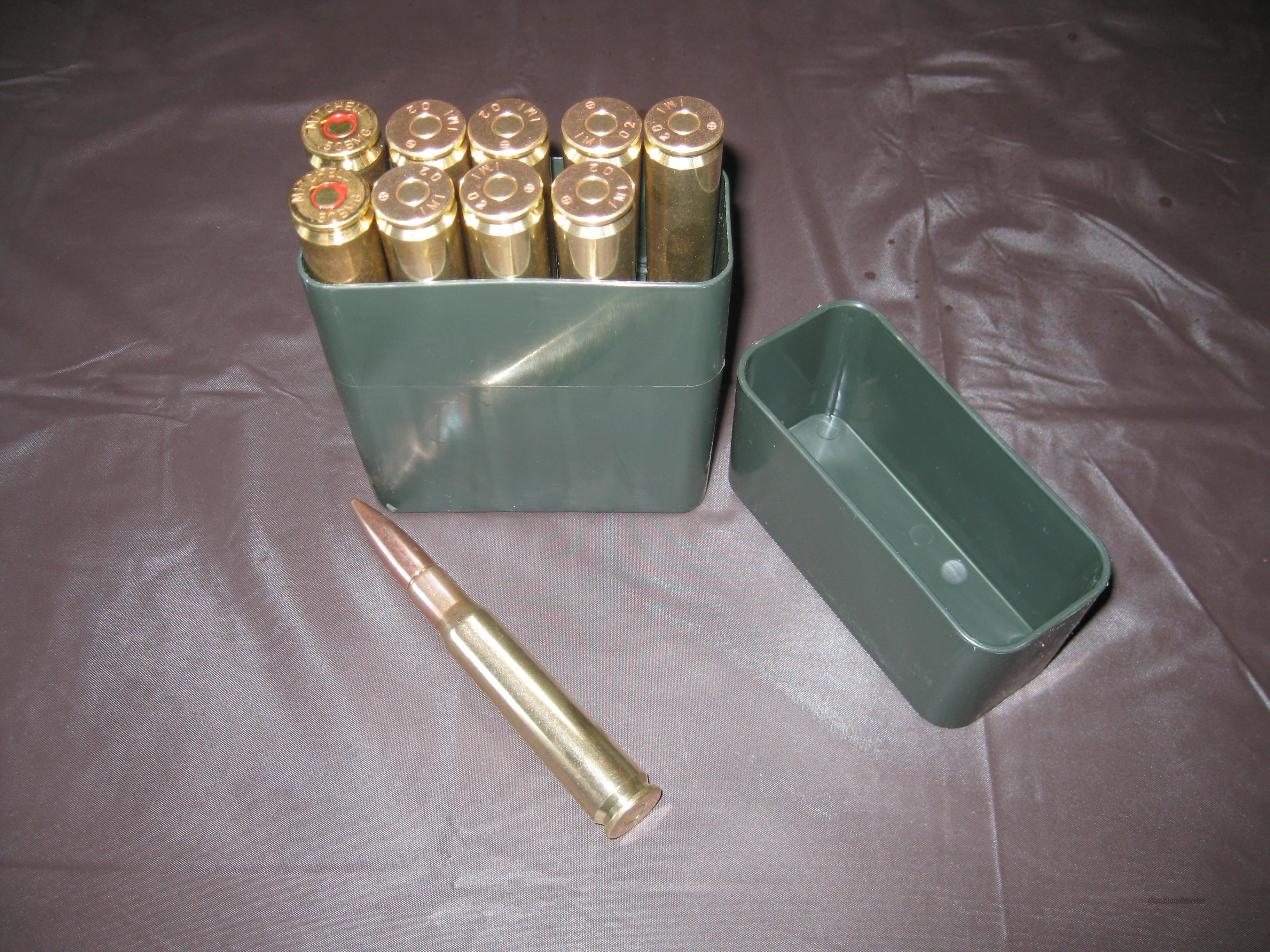 50 BMG - 650 gr. - 10 rounds with Case  Non-Guns > Ammunition