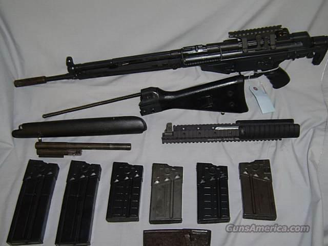 HK 91 genuine H&K .308 with loads of extras  Guns > Rifles > Heckler & Koch Rifles > Tactical