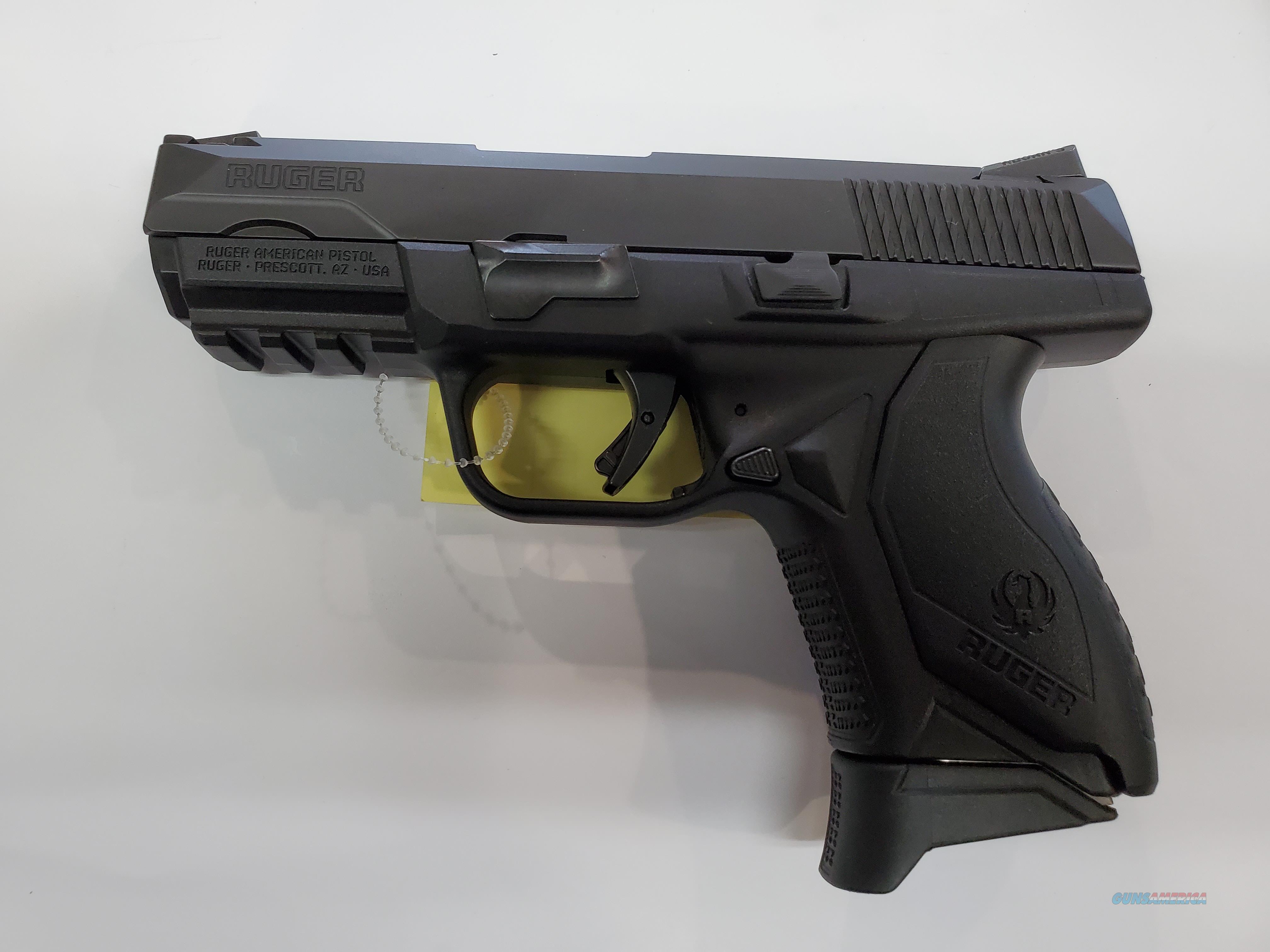 Ruger American 45  Guns > Pistols > Ruger Semi-Auto Pistols > American Pistol
