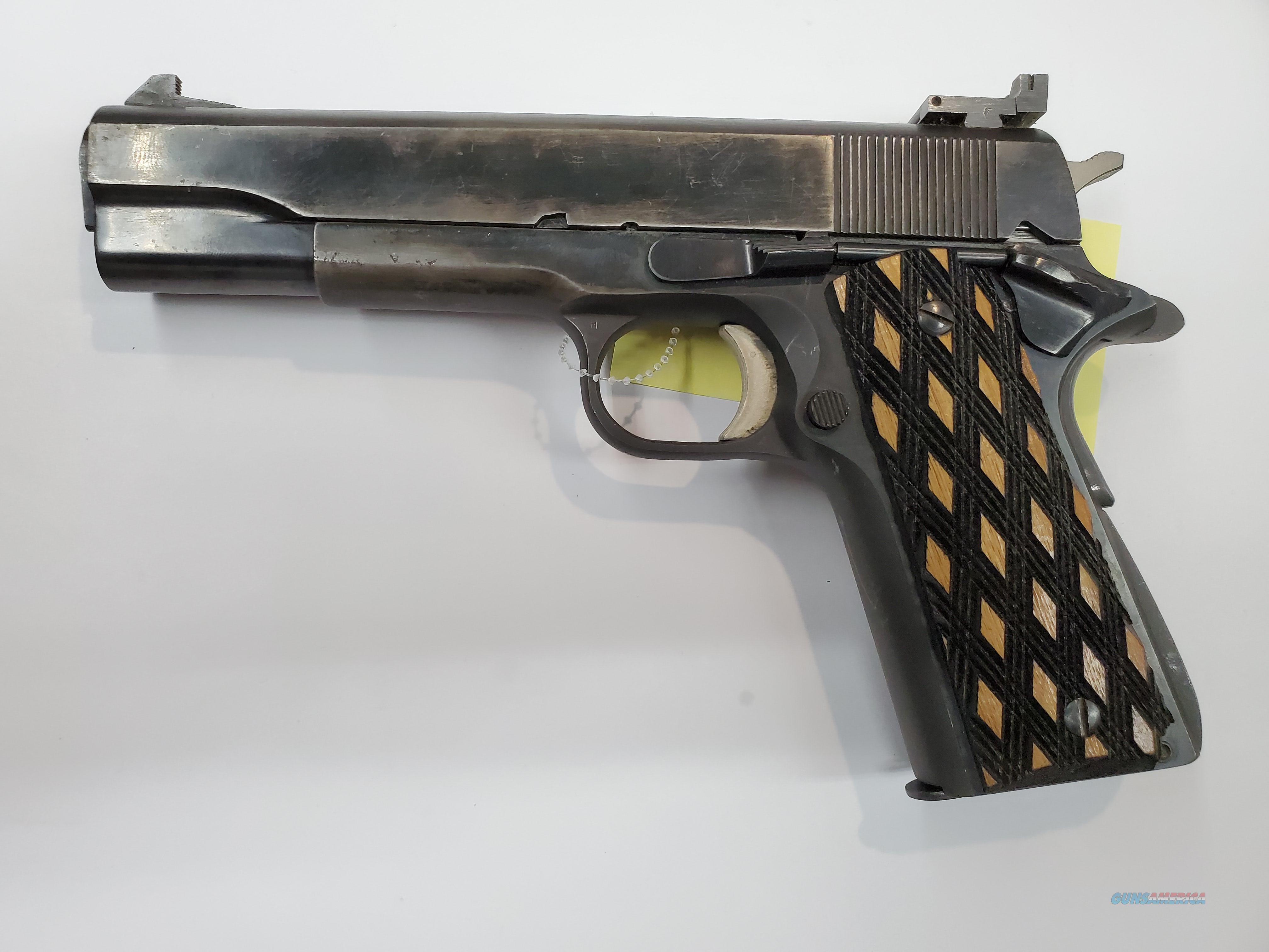Colt 1911 govt   Guns > Pistols > Colt Automatic Pistols (1911 & Var)
